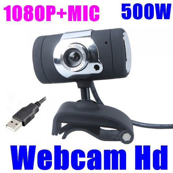 2014 New 1080P 500w HD Webcam Camera Web Cam Digital Video Webcamera Microphone MIC Computer PC Laptop - Shenzhen H&Z Electronics Co., Ltd. store