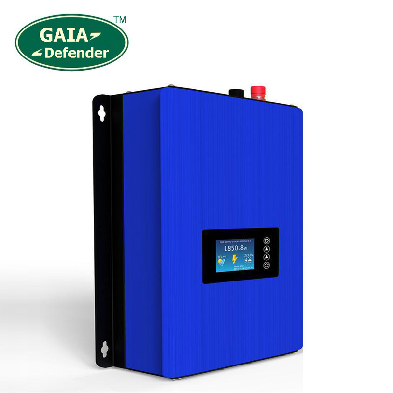 1000W Solar Grid Tie Inverter with Limiter DC 22V-60V AC100V 110V 120V(China (Mainland))