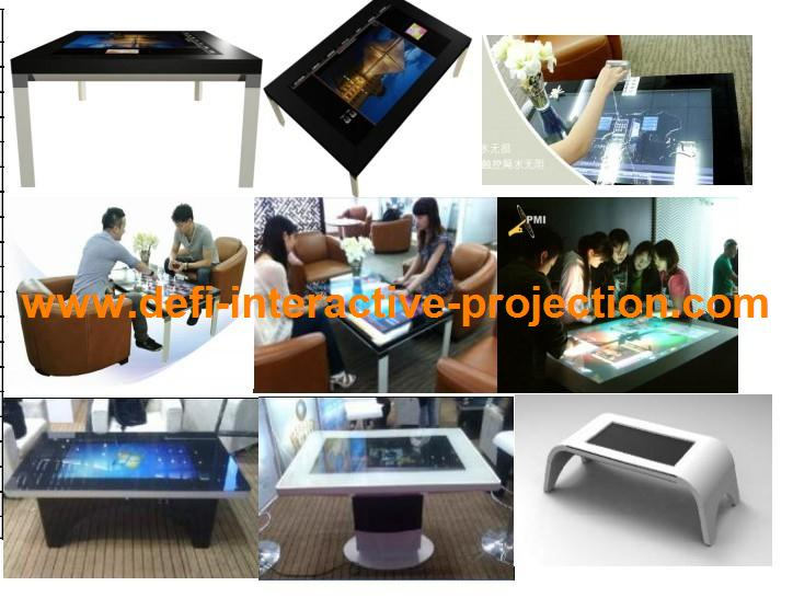 42 inch 40 points USB Interactive Touch Foil 4k type for Corporate office, meeting, training room, education room(China (Mainland))