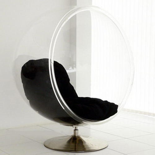 classic creative floor rotatable ball bubble chair lounge chair transparent acrylic bubble chairs swivel chair space