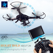 Brand Cheerson CX-32 Drones With Camera HD WIFI Control RC Quadcopter Drone Camera ABS RC Helicopter FPV Quadcopter