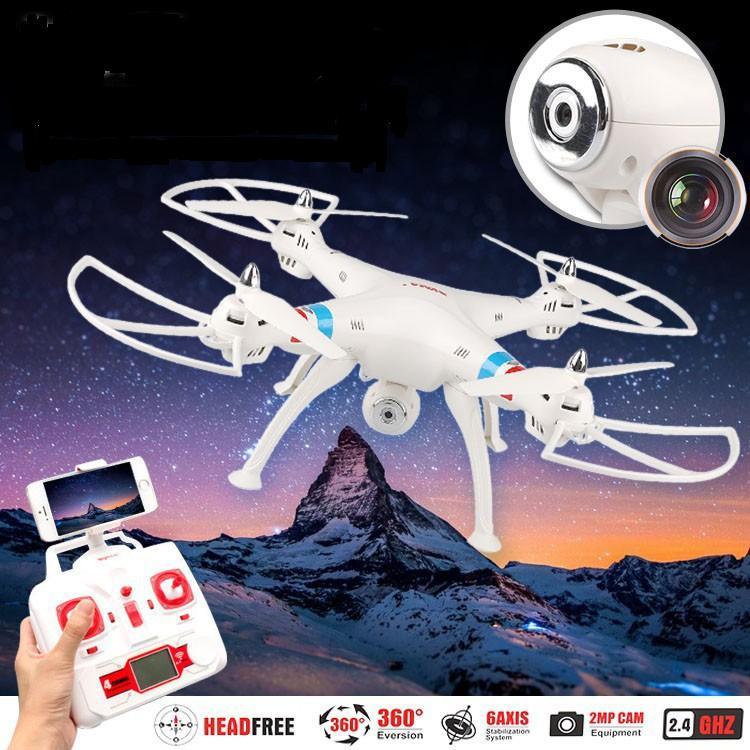 Syma X8W Helicopter WiFi FPV Drone Headless Mode RC Quadcopter with Camera RTF 2.4GHz<br><br>Aliexpress