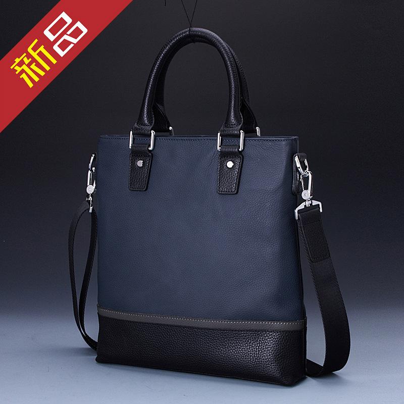 UniCalling men bagsMens leather messenger bag handbag mens casual leather bag free gift on behalf of the OEM<br><br>Aliexpress