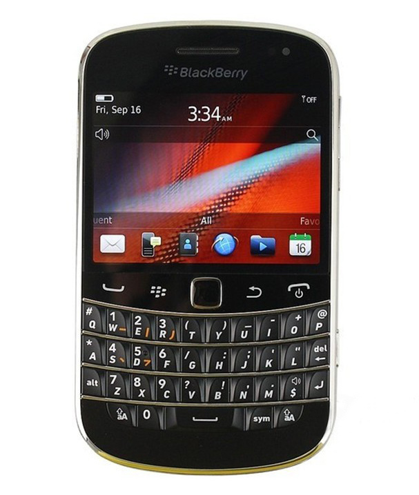 9900 Blackberry Bold Touch 900 mobile phone Original Unlocked BB9900 cell phone refurbished Free shiping(China (Mainland))