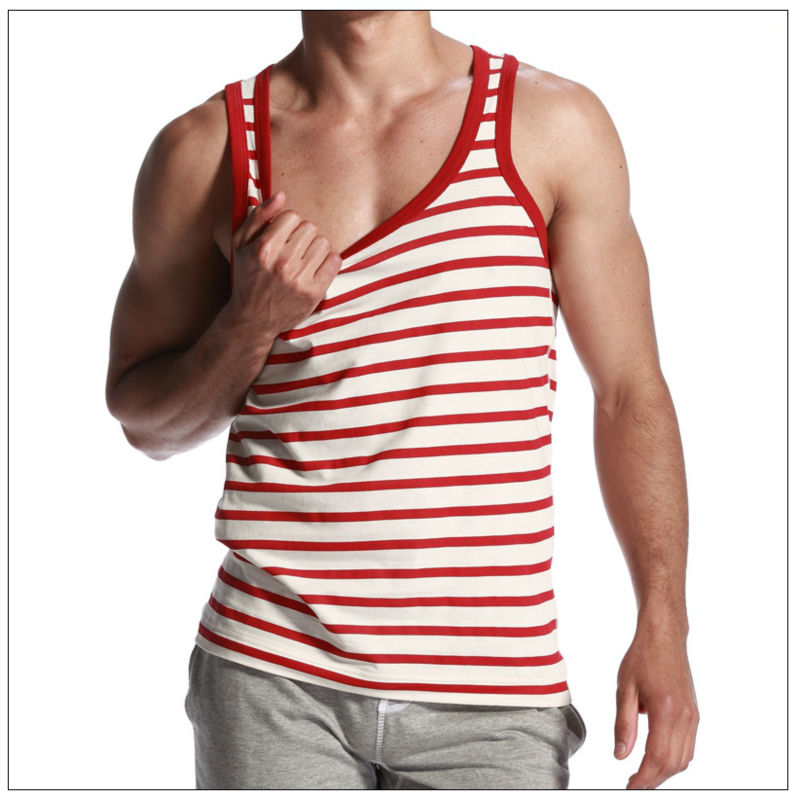 Red and White Striped Vest Hurry, hurry, step right up! Grab this Red and White Striped Vest and be the ringleader of your very own circus or carnival. Add a Black Theatrical Cane to help tame the unruly circus animals. This Red and White Striped Vest is also great for making a simple popcorn server costume for a movie night or Hollywood theme party/5(3).
