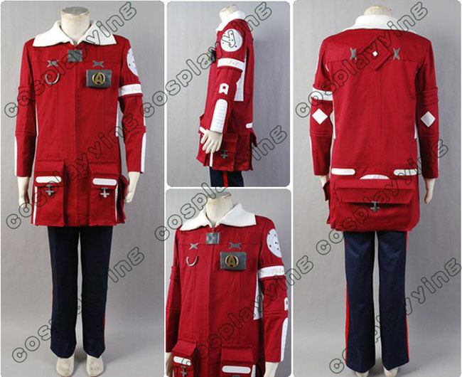 Free Shipping Hot Star Trek II: The Wrath of Khan TWOK Admiral Kirk Field Cosplay Costume Movie Costume For Men Tailor-Made(China (Mainland))