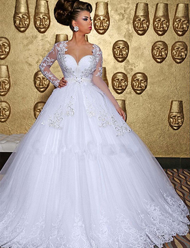 Wedding dresses 2017 lebanon wedding dress collections for How much to clean and preserve a wedding dress