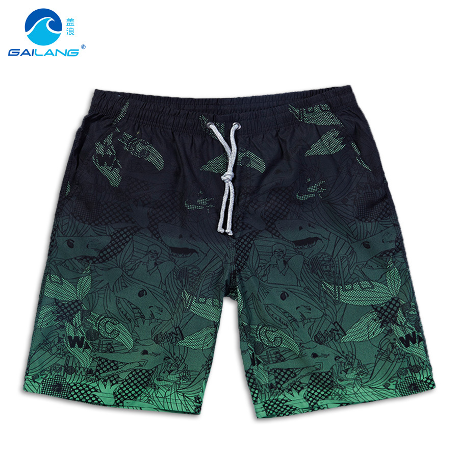 2016 New Men's Board Shorts Quick Drying Beach Brand ...
