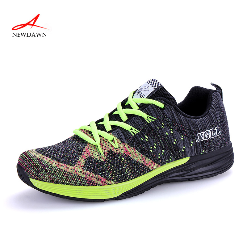 New summer style fly wire men running shoes Lifestyle cushioning sport shoes Athletic shoes men sneakers