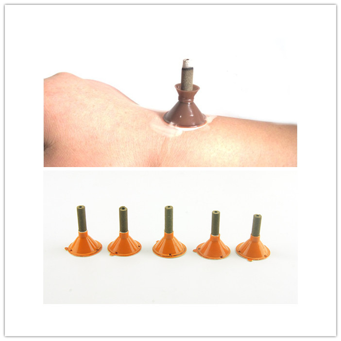Moxa meridian acupuncture moxibustion moxa stick moxibustion body micro-smoke tube(China (Mainland))