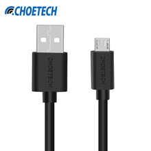 CHOETECH Mobile Phone Cables 50CM Micro USB 2.0 Cable Accessories Parts
