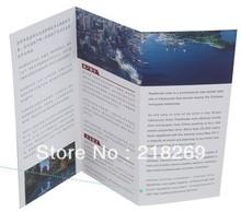 Z-Fold Brochure Printing(China (Mainland))
