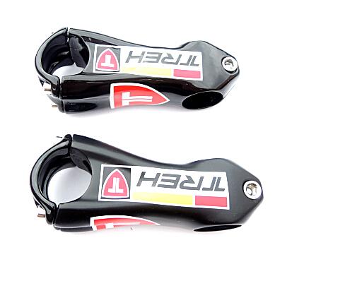 cyclingking stem alloy + 3k carbon fiber stem black red mountain bike road bike all can use stem 80 90 100 110mm