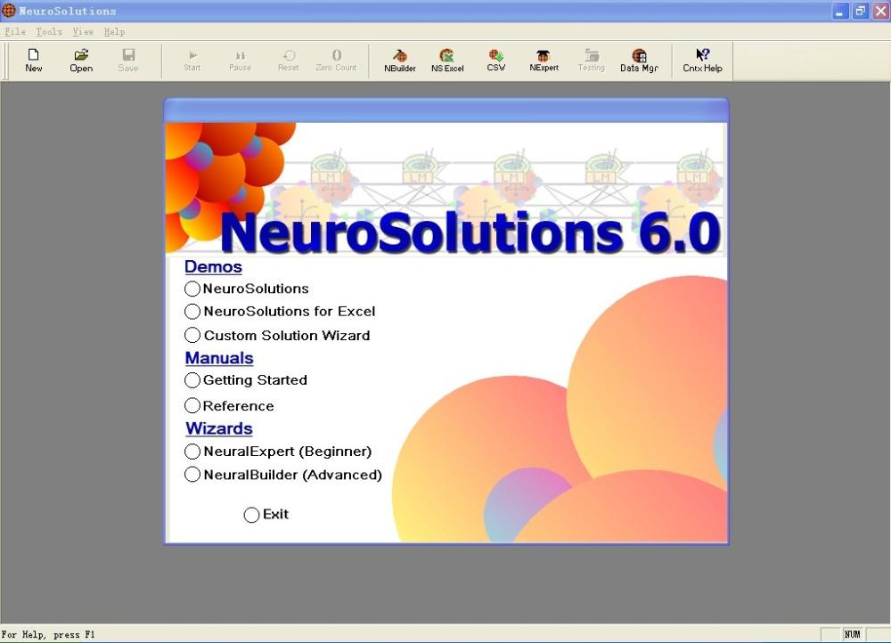 Neurosolutions инструкция - фото 7