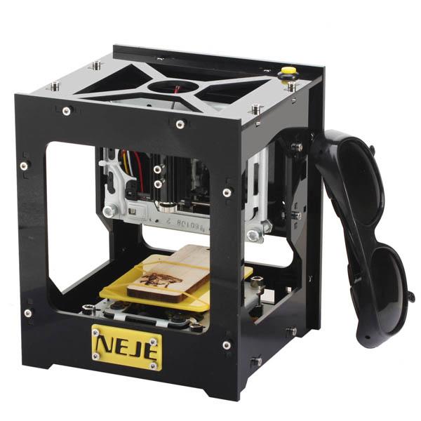 NEJE 300mW DK-8 PRO-3 High Speed Resolution USB DIY Laser Engraver Cutter Machine Printer<br><br>Aliexpress