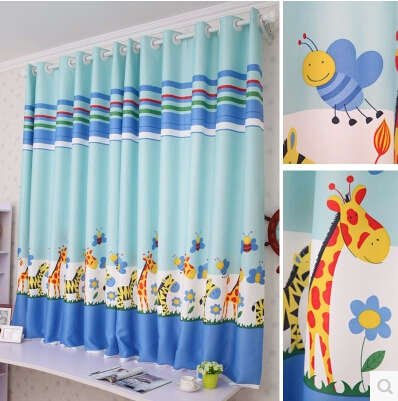 nios habitacin cortina cortinas para la habitacin del beb nios de dibujos animados para nios