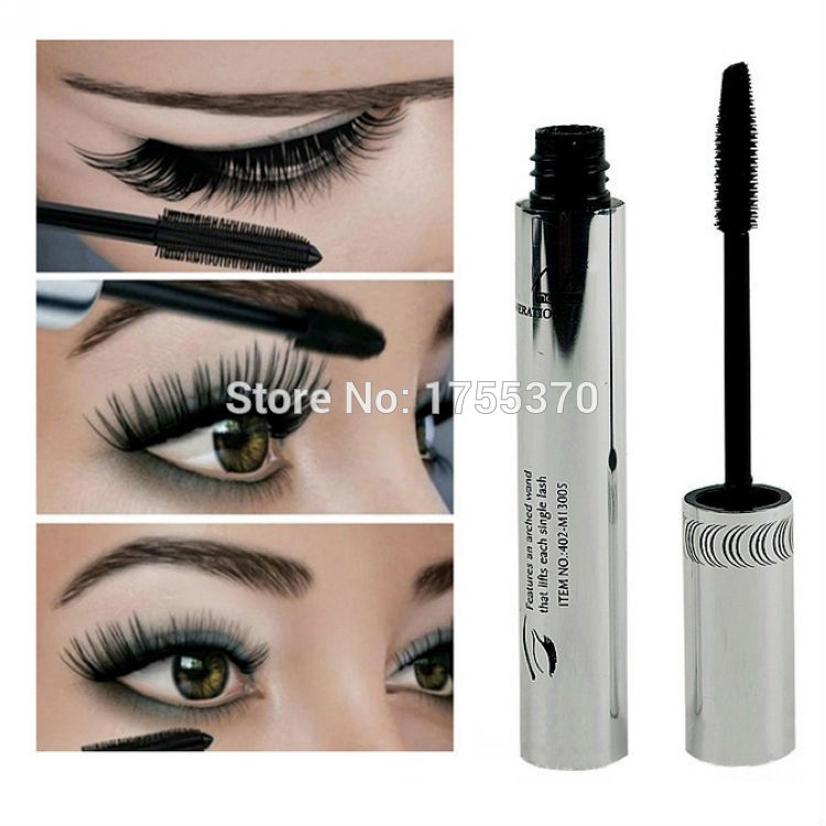 New Arrival Brand New Black Eye <font><b>Mascara</b></font> Long Eyelash Silicone Brush Curving Lengthening <font><b>Mascara</b></font> Waterproof Makeup