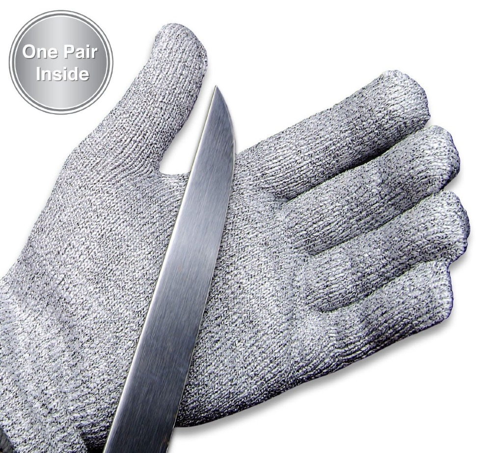 Kitchen Gloves Cooking Cut Resistant Gloves With Ce Level 5 Protection Kitchen Glove Cutting