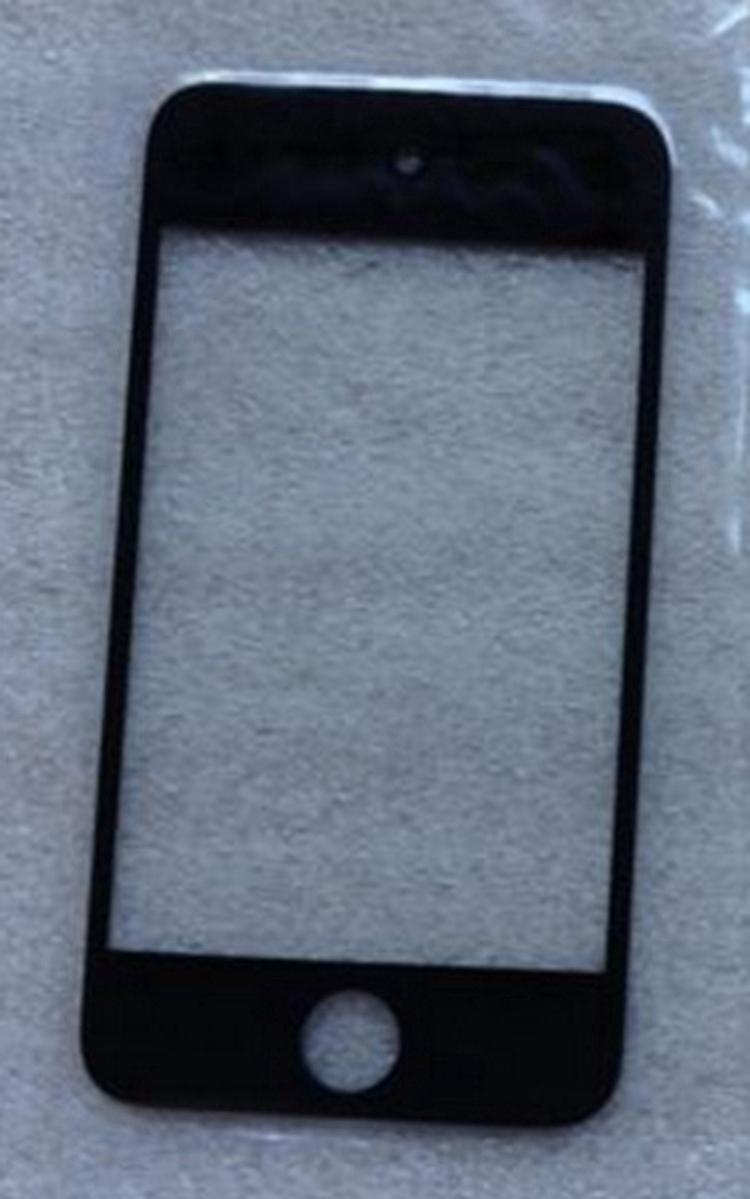 Здесь можно купить  10 pcs Black For iPod Touch 4 4G 4th itouch Outer Front Glass Cover Lens Parts LCD Display Screen Digitizer Panel Replacement   Телефоны и Телекоммуникации