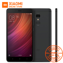 """Buy Presell Global Version Xiaomi Redmi Note 4 Mobile Phone 4GB RAM 64GB ROM Snapdragon 625 Octa Core CPU 5.5"""" 1080p Display 13MP CE for $183.99 in AliExpress store"""