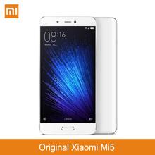 2017 Original Xiaomi Mi 5 Smart phone Qualcomm Snapdragon 820 5.15 Inch low price China Mobile Phone 3gb Ram 32gb Rom 4K vedio(China (Mainland))