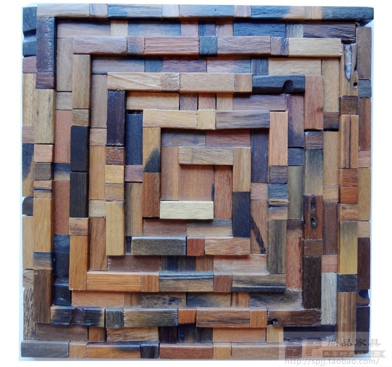 100 natural rustic wood wall tile back in design wooden for Dining room tile designs
