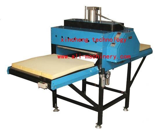 large format heat transfer machine/Automatic sublimation transfer machine