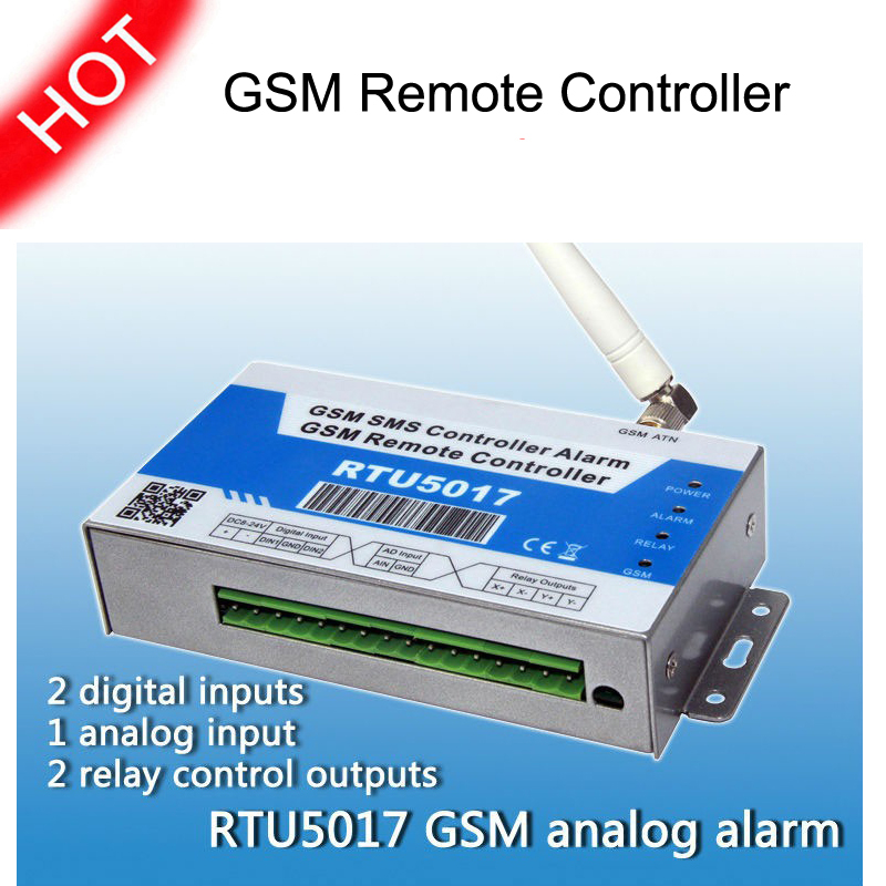 Dual Band GSM SMS Remote Controller Alarm RTU5017 Home Automation Remote Controller Switches,Android App Available<br><br>Aliexpress