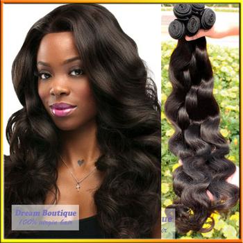 Бразильского виргинские волос объемной волны мечта продукты волос 100% человеческих волос 3 шт./лот необработанные волос бесплатная доставка DHL / UPS