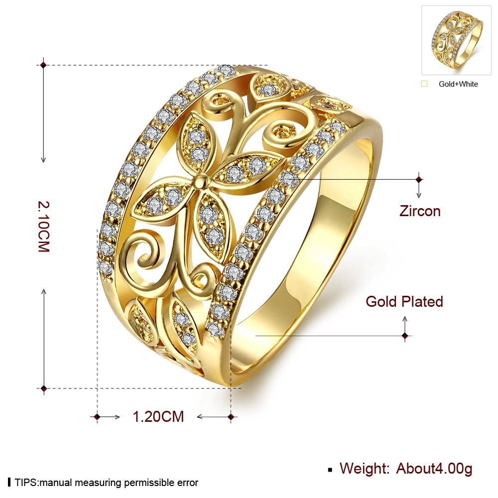 Кольцо VALEN 6, 7, 8, 9 JZ5167