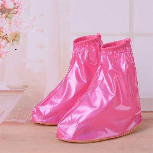 New Children Kid Reusable Rain Shoe Covers Waterproof shoes Overshoes Boot Gear Anti-slip Antiskid(China (Mainland))
