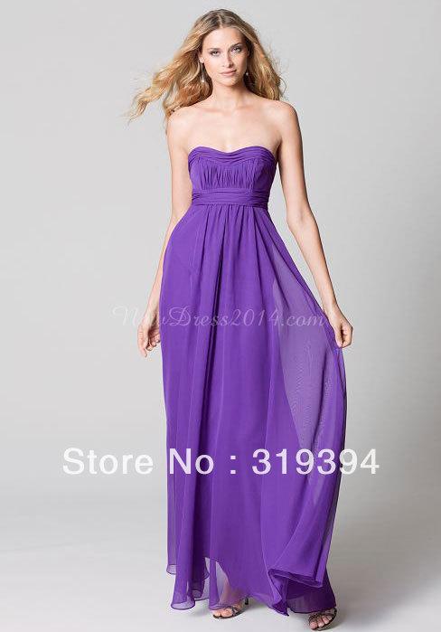 Empire Bridesmaid Dresses