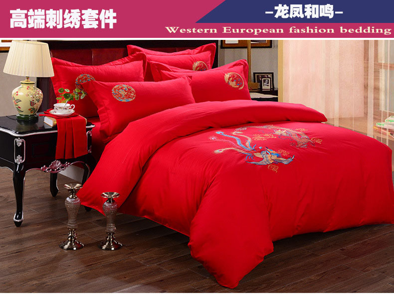 embroidered bed sheets buy online 2