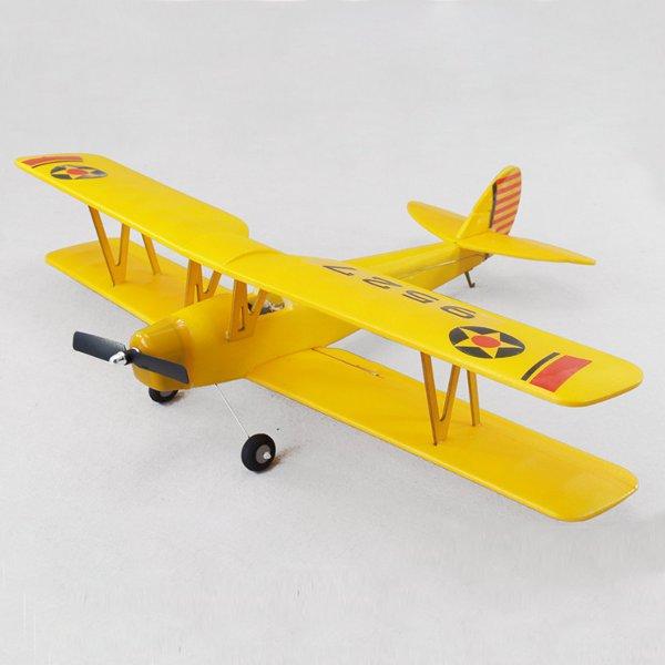 ELE RC Tiger Moth 480mm Wingspan EPO Biplane RC Airplane KIT(China (Mainland))