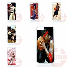 basketball supper star allen iverson For Lenovo A6000 A7000 A708T For Oppo Fine 7 R7 R9 plus For Nokia 550 Mobile Phone Cases(China (Mainland))