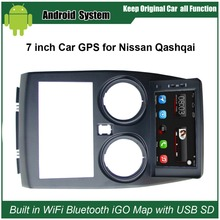 Buy Upgraded Original Car Radio Player Suit Nissan Qashqai Car Video Player Built WiFi GPS Navigation Bluetooth for $304.00 in AliExpress store