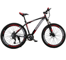 Actualizado X1 rojo / amarillo 27.5 en Mens Mountain Bike Shima0 27 engranajes freno de disco(China (Mainland))