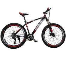 Updated X1 Red/Yellow 27.5 in Mens Mountain Bike Shima0 27 Gears Disc Brake(China (Mainland))