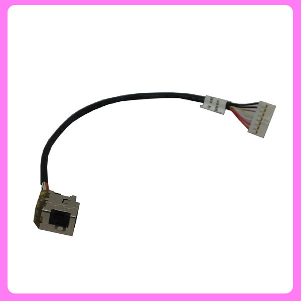 Laptop Power DC Jack for Hewlett-Packard HP Pavilion DV7-6000 DV7-6000 Power Head Power Interface DC JACK<br>