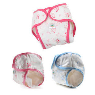 S-L New Unisex Adjustable Baby Infant 1 Nappy/Cloth Diaper Reusable Washable Diapers Insert-2 Layer Microfiber Liner T005 - Mlcren benz's store