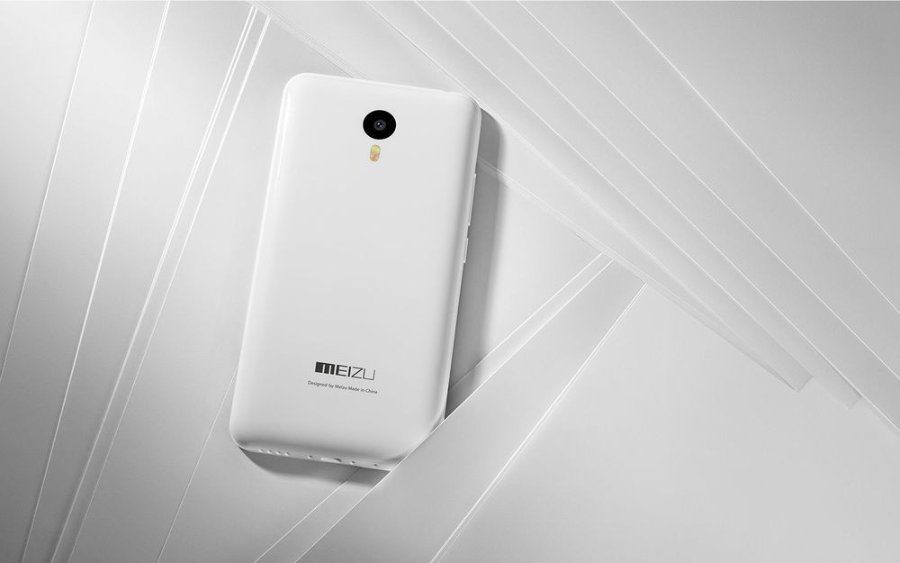 Original Meizu M2 Note 2  FDD LTE 4G Mobile Phone MTK6753 Octa Core 5.5
