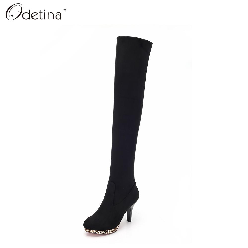 get cheap knee high boots for legs