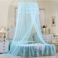 Princess Bed Canopy Mosquito Nets Fishing 4 Color Adult Children Netting Curtain for double bed Mosquiteiros