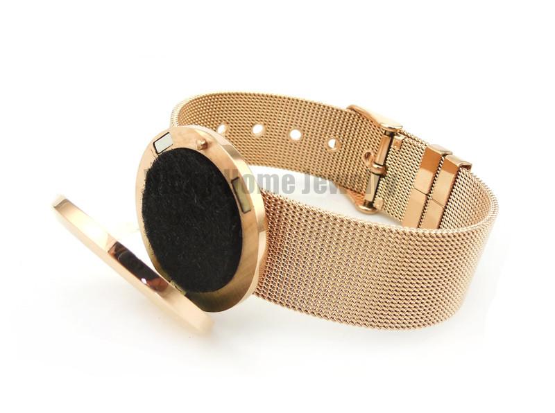 VH-PDL158-10 Diffuser Locket Bracelet