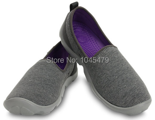 Сексуальный женщины скиммер лежа скольжение туфли-loafer обувной свободного покроя ...