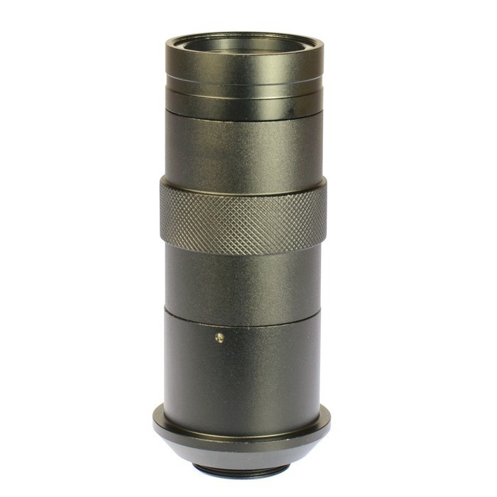 Гаджет  Industry Lens 8X -100X Magnification Adjustable 25mm Zoom C-mount Lens Glass for Industry Microscope Camera Eyepiece Magnifier None Инструменты