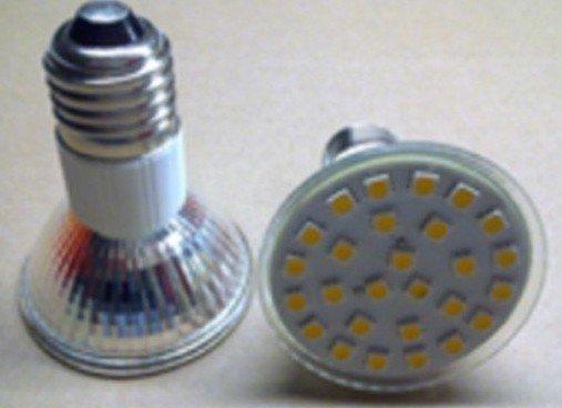 E27 SMD LED spotlight,27pcs 5050 SMD LED,5W