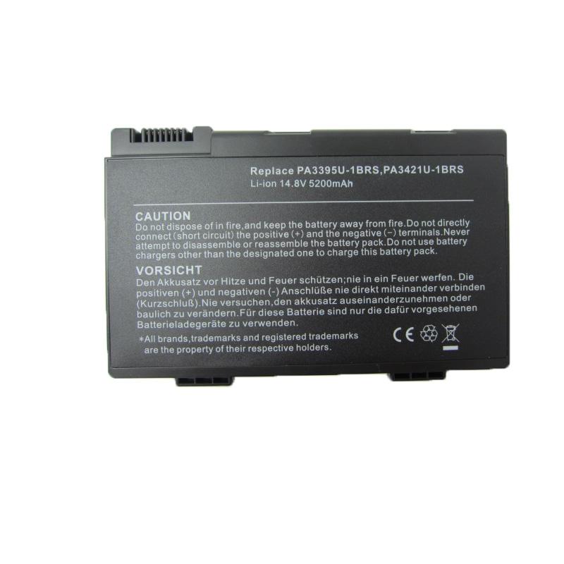 laptop battery for TOSHIBA PA3395U-1BRS PA3421U-1BRS,M30X-104,M35X-S349,M40X-299(China (Mainland))