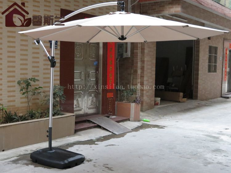 Garden and outdoor advertising umbrella sun leisure commercial security booth beach banana shade<br><br>Aliexpress