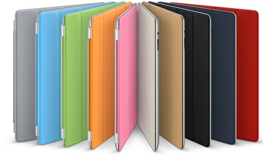 Free shipping by DHL/UPS New! PU Leather Smart Cover for ipad 3 20pcs/lot(China (Mainland))